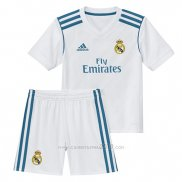 Camiseta Real Madrid Primera Nino 2017-2018