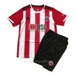 Camiseta Sheffield United Primera Nino 2019-2020