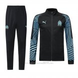 Chandal del Olympique Marsella 2018-2019 Negro