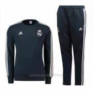 Chandal del Real Madrid 2018-2019 Negro