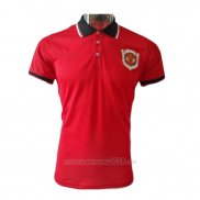 Polo Manchester United 20th Aniversario 2019-2020 Rojo