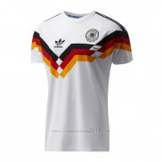 Camiseta Alemania Retro 2018