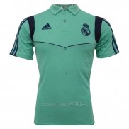Polo Real Madrid 2019-2020 Verde