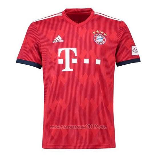 ... Camiseta Bayern Munich Primera 2018-2019 bbee5d4064dcb