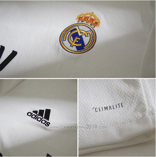 Camiseta Real Madrid Primera 2018-2019