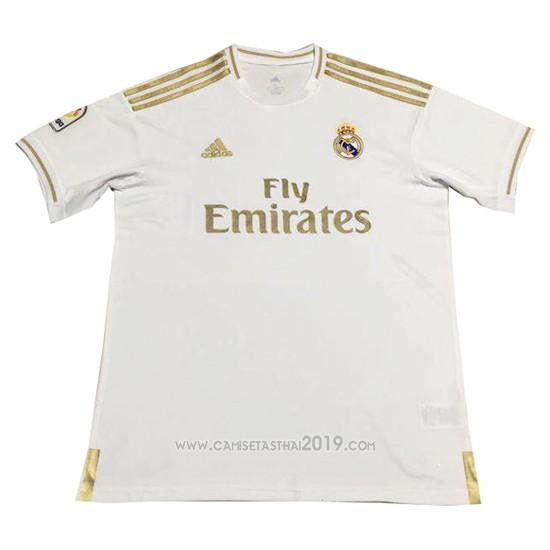 c0da2e11a32c1 ... Tailandia Camiseta Real Madrid Primera 2019-2020