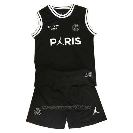 Convencional sol Acelerar  Chandal del Paris Saint-Germain Jordan Sin Mangas 2018-2019 | Camisetas  calidad thai