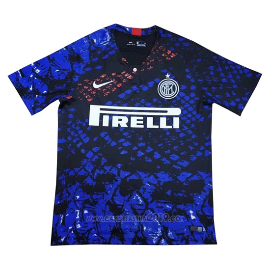Tailandia Camiseta Inter Milan EA Sports 2018-2019