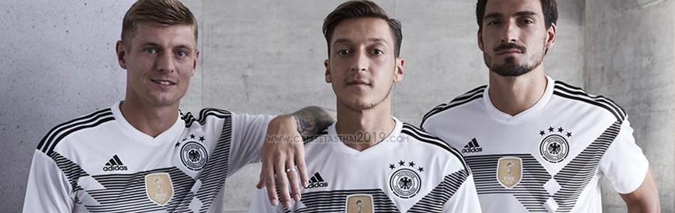 camiseta Alemania tailandia