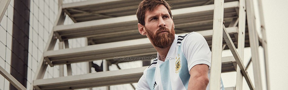 camiseta Argentina tailandia