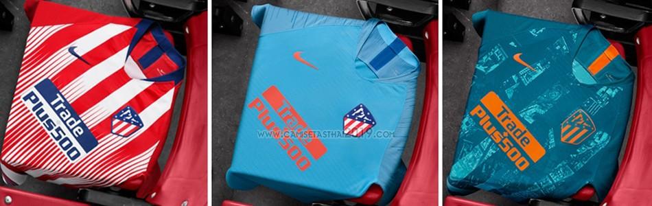 camiseta Atletico Madrid tailandia