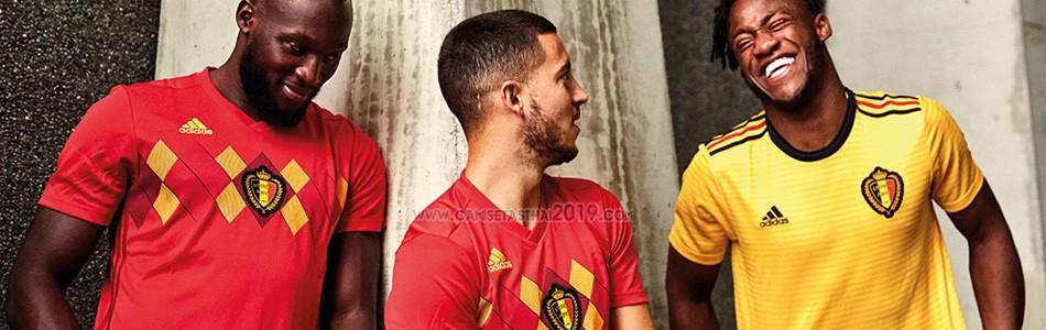 camiseta Belgica tailandia