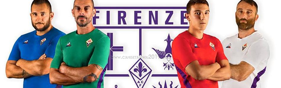 camiseta Fiorentina tailandia