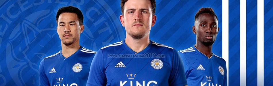 camiseta Leicester City tailandia