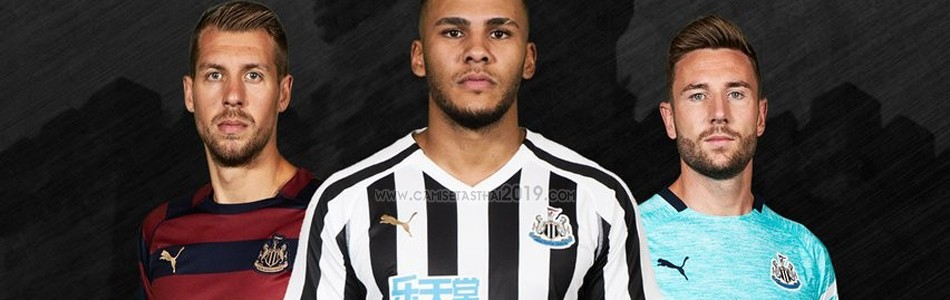 camiseta Newcastle United tailandia