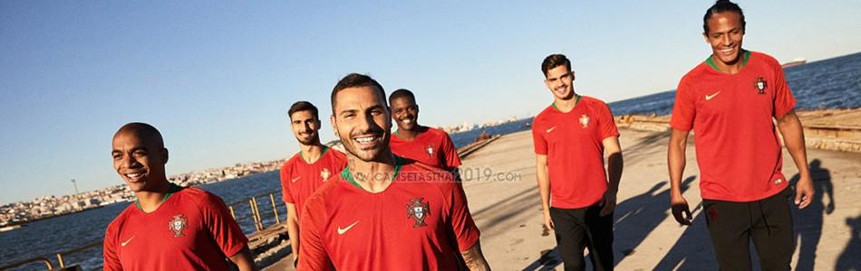 camiseta Portugal tailandia