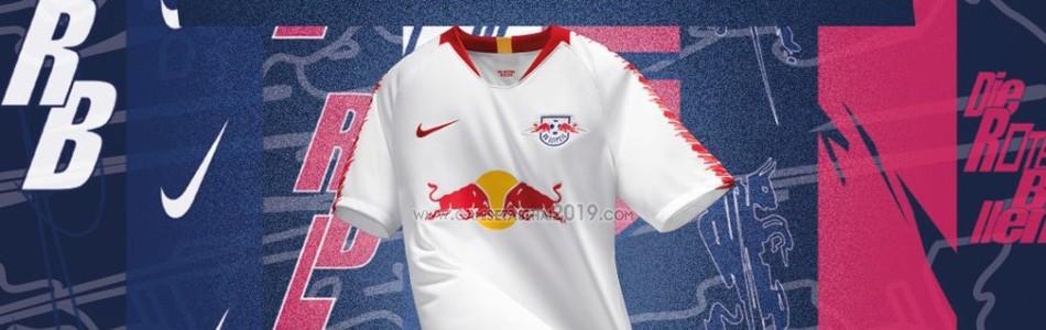 camiseta RB Leipzig tailandia