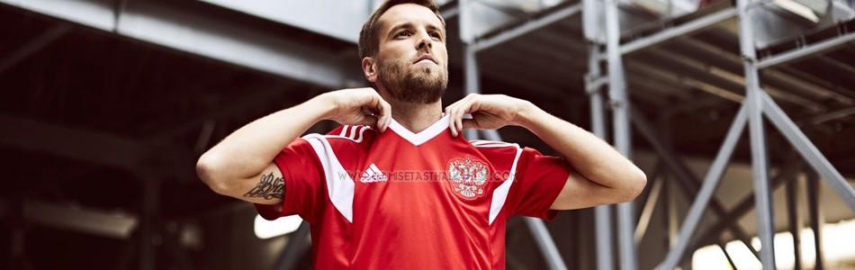 camiseta Rusia tailandia
